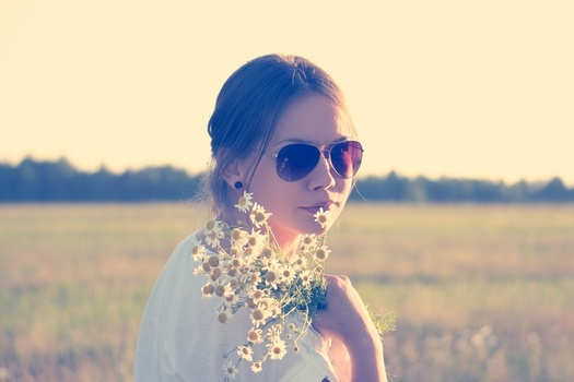 sunglasses-love-woman-flowers-medium