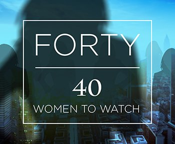 Forty Over 40 Logo