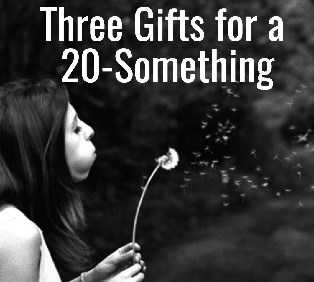 3 Gifts For A 20 Something On Leadership